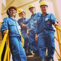 Das Foto wurde bei Jurong Shipyard von Josette H. am 8/20/2013 aufgenommen
