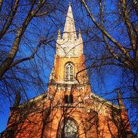 Снимок сделан в Англиканская церковь Святого Искупителя пользователем Serzh L. 4/3/2013
