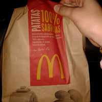 Photo taken at McDonald's by Titas O. on 3/28/2013