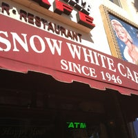 Snow White Cafe Happy Hour