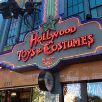 Photo taken at Hollywood Toys & Costumes by Rio N. on 2/25/2013