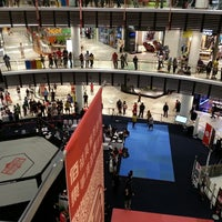 Photo taken at Paradigm Mall by Ah Y. on 2/24/2013