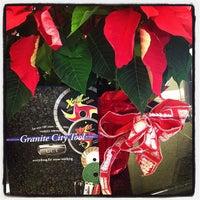 Photo taken at Granite City Tool by Granite City Tool C. on 12/13/2012