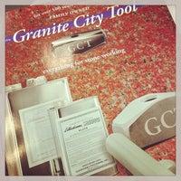 Photo taken at Granite City Tool by Granite City Tool C. on 1/30/2013