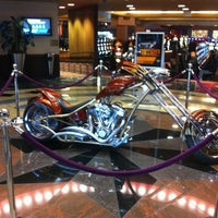 Photo taken at Hard Rock Hotel & Casino by Ildar on 10/10/2012