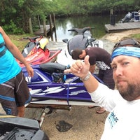 Photo taken at Mullock creek Marina by Joshua W. on 7/7/2014