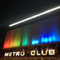Photo taken at Метро / Metro Club by Klaus M. on 2/24/2013