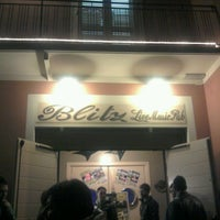Photo taken at Blitz Live Music Pub by Fionna ~ Ste T. on 3/30/2013