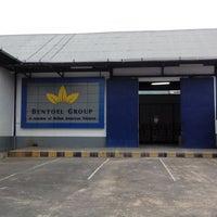Photo taken at Bentoel Group Kendari by Ricky M. on 1/13/2014