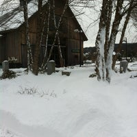 Photo taken at Vermont Welcome Center by Marc B. on 12/29/2012
