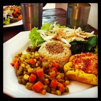 Foto scattata a Mantra Gastronomia e Arte da Leninha R. il 9/30/2013