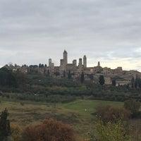 Photo taken at Fattoria Abbazia Monte Oliveto by Federica M. on 12/7/2014