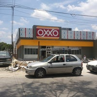Photo taken at oxxo Pintores by Kamel M. on 5/27/2014