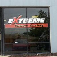 Photo taken at Extreme Powder Coating by Michael M. on 5/6/2013