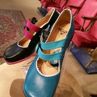 Photo taken at John Fluevog Shoes by Shirley R. on 7/22/2015