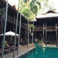 Photo taken at Yantarasri Resort by Oho O. on 12/15/2015