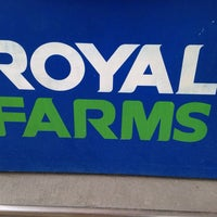 Photo taken at Royal Farms by Ching Y. on 5/4/2014