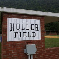 Photo taken at Holler Field by Ching Y. on 7/27/2013