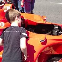 Photo taken at Pasadena Ferrari Show by Alexey P. on 5/19/2013