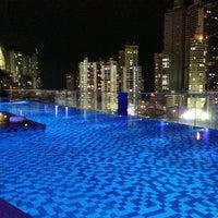 Foto tomada en Hard Rock Hotel Panama Megapolis por Diego C. el 5/2/2013
