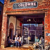 Photo taken at La Colombe Torrefaction by Graves S. on 2/23/2014