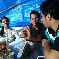 Photo taken at Jai Ambika by Akriti S. on 7/18/2013