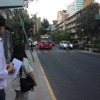 Photo taken at Paradero PC711 by Pedro i. on 3/27/2013