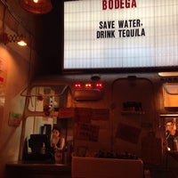 Photo taken at Bodega Taqueria y Tequila by Malik A. on 4/14/2015