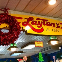 Photo taken at Layton's Family Restaurant by Bill A. on 11/25/2017