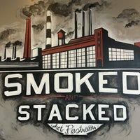 Photo taken at Smoked & Stacked by Bill A. on 1/14/2017