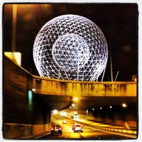 Photo taken at Rise (The Balls On The Falls) by Bar M. on 8/23/2013