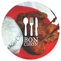 Photo taken at BonChon Chicken by Karina S. on 3/30/2013