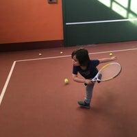 Photo taken at tenis kortu spor salonu by Kbr S. on 5/20/2016