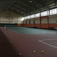 Photo taken at tenis kortu spor salonu by Kbr S. on 4/26/2016