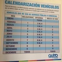 """Photo taken at Centro de Revisión Vehicular """"Los Chillos"""" by Marcelo M. on 3/26/2015"""