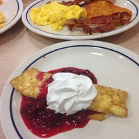 Photo taken at IHOP by Katie W. on 3/26/2014