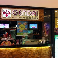 Photo taken at Gendai by Americo A. on 5/1/2013