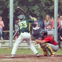 Das Foto wurde bei Baseballstadion Rheinaue von Andrew am 6/29/2014 aufgenommen