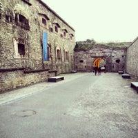 Photo taken at Ehrenbreitstein Fortress by Andrew on 10/3/2013