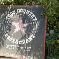 Photo taken at Todo Country by Karen R. on 2/3/2013
