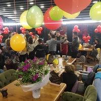2/15/2018 tarihinde Rusen D.ziyaretçi tarafından Cafe'De 7 Lounge&Bistro'de çekilen fotoğraf