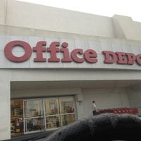 Photo taken at Office Depot by Oziel A. on 2/21/2013
