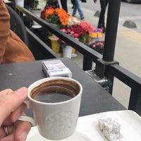 4/18/2018 tarihinde Melike Ö.ziyaretçi tarafından Starbucks'de çekilen fotoğraf