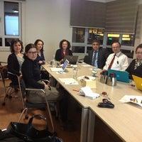 Photo taken at TBD Türkiye Bilişim Derneği by Leyla E. on 11/21/2013