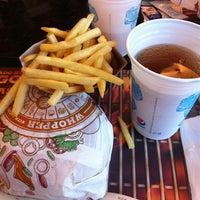Photo taken at Burger King by Sara *. on 3/29/2013