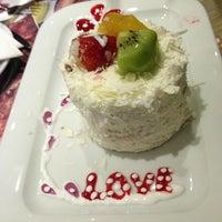 1/18/2014 tarihinde Erek U.ziyaretçi tarafından Linaria Café & Patisserie'de çekilen fotoğraf