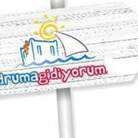 Photo taken at Pamukkale Turizm Heykel by Erhan K. on 1/25/2014