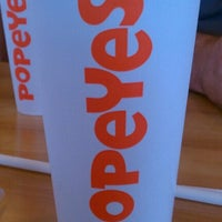 Photo taken at Popeye's Chicken and Biscuits by Roland R. on 4/24/2013