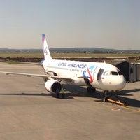 Снимок сделан в Международный аэропорт Кольцово (SVX) пользователем Юрий Я. 7/5/2013