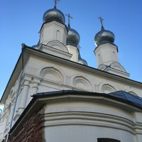 Photo taken at Христро-Рождественский Храм by Алена А. on 6/12/2016